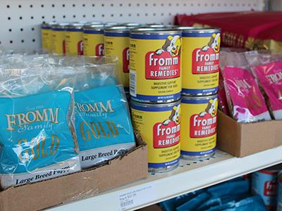 Fromm pet food